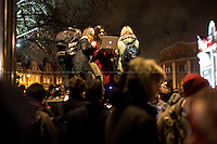 Brixton, Street Party.<br />