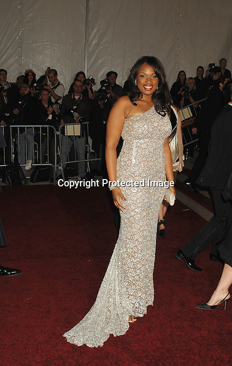 Jennifer Hudson ..arriving at The Metropolitan Museum of Art's Costume Institute Gala on May 7, 2007 in New York City. The Gala celebrates the exhibition: Poiret: King of Fashion..Robin Platzer, Twin Images......212-935-0770