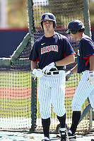 Steve Selsky, Arizona Wildcats vs UCLA Bruins at Sancet Stadium, Tucson, AZ - 04/25/2010.Photo by:  Bill Mitchell/Four Seam Images.