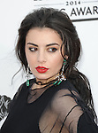 Charli XCX arriving at the 'Billboard 2014 Music Awards' held at MGM Grand Hotel in Las Vegas Nevada. May 18, 2014.