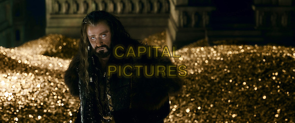 Richard Armitage<br /> in The Hobbit: The Battle of the Five Armies (2014) <br /> *Filmstill - Editorial Use Only*<br /> CAP/FB<br /> Image supplied by Capital Pictures