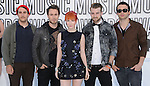 Paramore at The 2010 MTV Video Music Awards held at Nokia Theatre L.A. Live in Los Angeles, California on September 12,2010                                                                   Copyright 2010  DVS / RockinExposures