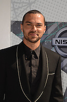 LOS ANGELES, CA - JUNE 26: Jesse Williams at the 2016 BET Awards at the Microsoft Theater on June 26, 2016 in Los Angeles, California. Credit: David Edwards/MediaPunch