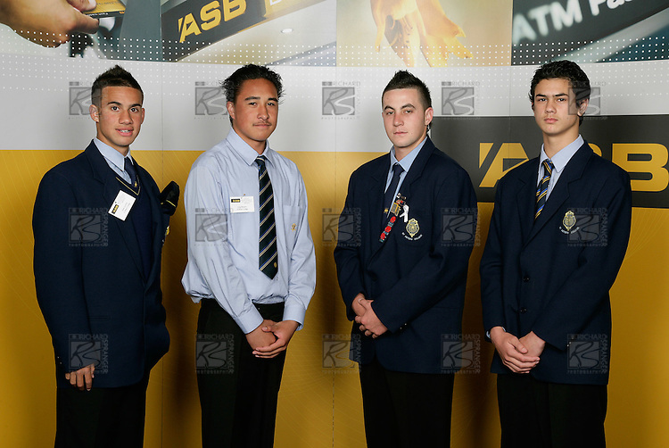 ASB College Sport Young Sportsperson of the Year Awards 2006, held at Eden Park on Thursday 16th of November 2006.<br />