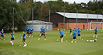 140814 Rangers training