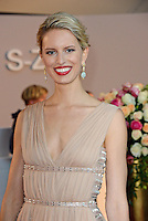 "Karolína Kurkova attending the ""Rosenball"" Charity Gala in favor of the ""Stiftung Deutsche Schlaganfallhilfe"" held at the Hotel Intercontinental in Berlin, Germany, 09.06.2012..Credit: Michael Timm/face to face /MediaPunch Inc. ***FOR USA ONLY*** NORTEPHOTO.COM"