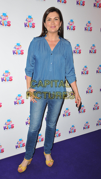 Amanda Lamb at the Sky Kids Cafe VIP launch party, The Vinyl Factory, Marshall Street, London, England, UK, on Sunday 29 May 2016.<br /> CAP/CAN<br /> &copy;CAN/Capital Pictures