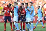 Idependiente Medellin perdio 1x0 ante el Atletico Junior en la liga Aguila I 2016