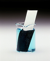 ZINC IN COPPER (II) SULFATE SOLUTION<br />
