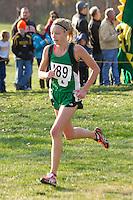 Mallory Koller 9th place Class 3 Girls