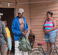 Family, Consolación del Sur