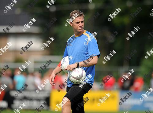 2013-07-07 / Voetbal / seizoen 2013-2014 / Antonia FC - R. Antwerp FC / Pieter-Jan Sabbe<br /><br />Foto: Mpics.be