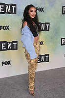 LOS ANGELES, CA - JANUARY 8: Tinashe at FOX Television's Rent: Live press junket at the FOX Lot in Los Angeles, California on January 8, 2019. <br /> CAP/MPI/FS<br /> &copy;FS/MPI/Capital Pictures