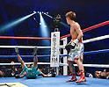 Boxing : WBO super flyweight title bout
