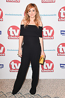 Charlotte Bellamy<br /> arriving for the TV Choice Awards 2017 at The Dorchester Hotel, London. <br /> <br /> <br /> &copy;Ash Knotek  D3303  04/09/2017
