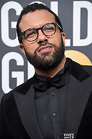O.T. Fagbenle arrives at the 75th Annual Golden Globe Awards at the Beverly Hilton in Beverly Hills, CA on Sunday, January 7, 2018.<br /> *Editorial Use Only*<br /> CAP/PLF/HFPA<br /> &copy;HFPA/Capital Pictures