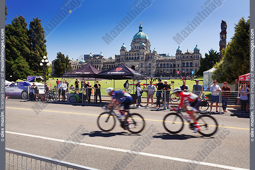 Robert Cameron Law Cycling Series, bike race event in Victoria, BC, Canada 2017
