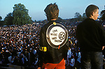 ROCK AGAINST RACISM ANTI NAZI LEAGUE LONDON 1970S UK