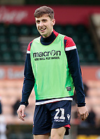 Bolton Wanderers' Joe Williams during the pre-match warm-up <br /> <br /> Photographer David Shipman/CameraSport<br /> <br /> The EFL Sky Bet Championship - Norwich City v Bolton Wanderers - Saturday 8th December 2018 - Carrow Road - Norwich<br /> <br /> World Copyright &copy; 2018 CameraSport. All rights reserved. 43 Linden Ave. Countesthorpe. Leicester. England. LE8 5PG - Tel: +44 (0) 116 277 4147 - admin@camerasport.com - www.camerasport.com