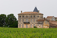 Chateau Lagrange (probably)  Pomerol  Bordeaux Gironde Aquitaine France