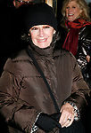 Zoe Caldwell arriving for the Opening Night Performance of THE FARNSWORTH INVENTION at the Music Box Theatre in New York City.<br />December 3, 2007