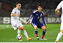 Football/Soccer: JAL Challenge Cup 2015 - Japan 5-1 Uzbekistan