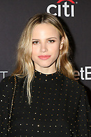 "LOS ANGELES - MAR 17:  Halston Sage at the 2018 PaleyFest Los Angeles - ""The Orville"" at Dolby Theater on March 17, 2018 in Los Angeles, CA"