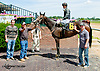 Stone of Scone winning at Delaware Park on 8/15/13
