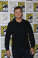 "SAN DIEGO - July 20:  Taran Egerton at the ""Kingsman: The Golden Circle"" Photocall at the Comic-Con International on July 20, 2017 in San Diego, CA"