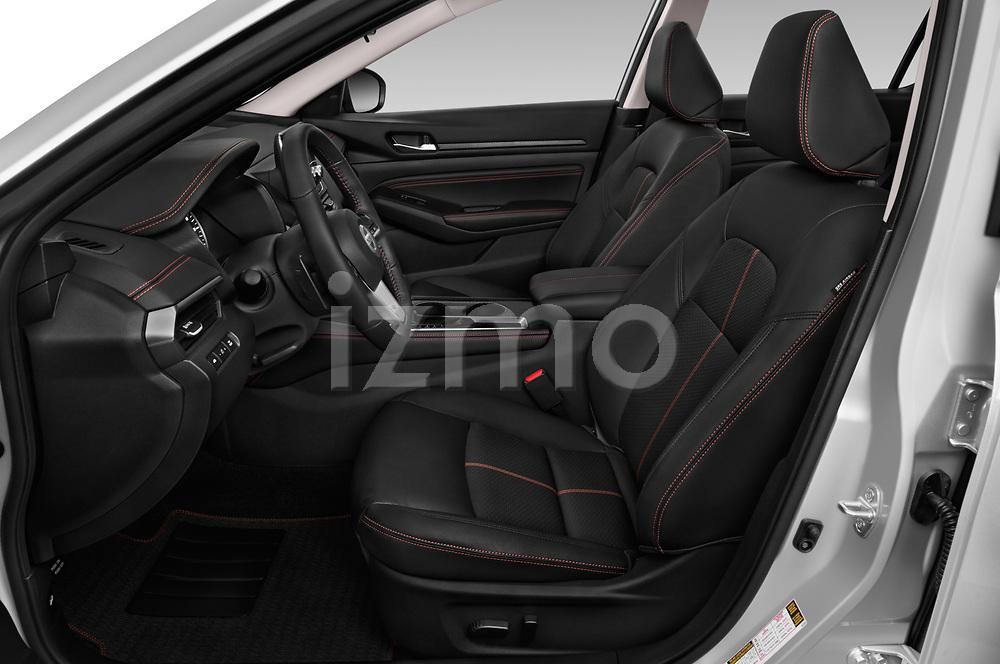 Front seat view of 2020 Nissan Altima SR-FWD 4 Door Sedan Front Seat  car photos