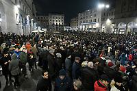 Movimento delle Sardine - Brescia