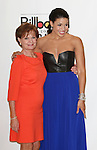 LAS VEGAS, CA - MAY 20: Jordin Sparks and Grandmother pose in the press room at the 2012 Billboard Music Awards at MGM Grand on May 20, 2012 in Las Vegas, Nevada.