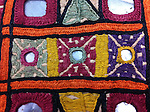 CHAAKLAS FROM THE RJPUT TRIBE, KUTCH, GUJARAT. EXTREMELY GOOD MIRRORWORK EMBROIDERY.