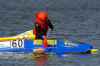 #60 (Row, row, row your boat)   (outboard hydroplane)