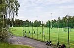 Stockholm 2014-06-07 Fotboll Superettan Hammarby IF - Tr&auml;ning :  <br /> Vy &ouml;ver Hammarbys tr&auml;ningsplan p&aring; &Aring;rsta IP<br /> (Foto: Kenta J&ouml;nsson) Nyckelord:  Superettan  HIF Bajen Tr&auml;ning &Aring;rsta IP utomhus exteri&ouml;r exterior