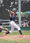 PONY 14U All-Stars vs Vacaville in the first round of NorCal Pony Regionals at Rosita Field in Los Altos.  July 18, 2015