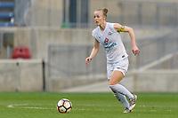 Bridgeview, IL - Sunday August 20, 2017: Becky Sauerbrunn during a regular season National Women's Soccer League (NWSL) match between the Chicago Red Stars and FC Kansas City at Toyota Park. KC Kansas City won 3-1.