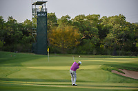 Graeme McDowell (NIR) hits his approach shot on 11 during day 2 of the Valero Texas Open, at the TPC San Antonio Oaks Course, San Antonio, Texas, USA. 4/5/2019.<br /> Picture: Golffile | Ken Murray<br /> <br /> <br /> All photo usage must carry mandatory copyright credit (&copy; Golffile | Ken Murray)