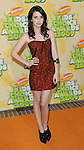 Emma Roberts arriving at the 2009 Kids Choice Awards held at UCLA's Pauley Pavilion Westwood, Ca. March 28, 2009. Fitzroy Barrett