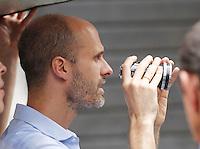 NAPOLI SOFIA LOREN GIRA ALCUNE SCENE DEL FILM <br /> &quot; LA VOCE UMANA &quot;<br /> NELLA FOTO EDUARDO PONTI<br /> FOTO CIRO DE LUCA