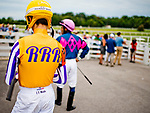 FRANKLIN, KY - SEPTEMBER 08: Scenes from around the track on Kentucky Turf Cup Day at Kentucky Downs on September 8, 2018 in Franklin, Kentucky. (Photo by Scott Serio/Eclipse Sportswire/Getty Images)