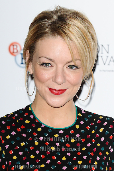 "Sheridan Smith at the photocall for ""Quartet"" being shown as part of the London Film Festival 2012, Empire Leicester Square, London 15/10/2012 Picture by: Steve Vas / Featureflash"