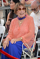 LOS ANGELES, CA. September 20, 2016: Shirley MacLaine at the Hollywood Walk of Fame star ceremony honoring actress Kathy Bates.<br /> Picture: Paul Smith / Featureflash