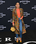 Alexandra Shipp 029 arrives at the Premiere Of Amazon Prime Video's Chasing Happiness at Regency Bruin Theatre on June 03, 2019 in Los Angeles, California.