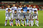 Ventforet Kofu team group line-up (Ventforet), .APRIL 10, 2013 - Football /Soccer : .2013 J.LEAGUE Yamazaki Nabisco Cup .between Omiya Ardija 1-3 Ventforet Kofu .at NACK5 Stadium Omiya, Saitama, Japan. .(Photo by YUTAKA/AFLO SPORT)