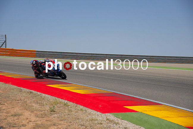 CEV Repsol en Motorland / Aragón <br /> a 07/06/2014 <br /> En la foto :<br /> Moto3<br /> maria herrera<br /> RM/PHOTOCALL3000