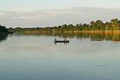Xingu Indigenous Park, Mato Grosso State, Brazil. PIV Culuene, on the Culuene River.