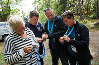 20140805 Vilda-l&auml;ger p&aring; Kragen&auml;s. Foto f&ouml;r Scoutshop.se<br /> scout, scouter, funk, ledare, skog, fyra
