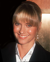 Olivia Newton John 1990<br /> Photo By John Barrett/PHOTOlink