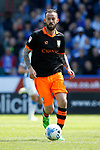 Steven Fletcher of Sheffield Wednesday during the English Championship play-off 1st leg match at the John Smiths Stadium, Huddersfield. Picture date: May 13th 2017. Pic credit should read: Simon Bellis/Sportimage